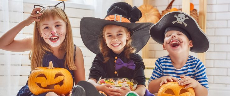 How To Scare Off Dental Cavities This Halloween